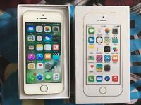 iPhone 5S EE / Virgin 16GB Silver Good condition