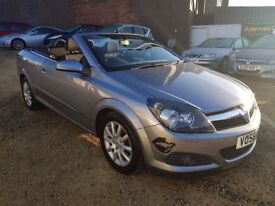 Vauxhall Astra 1.8 i Sport Twin Top 2dr