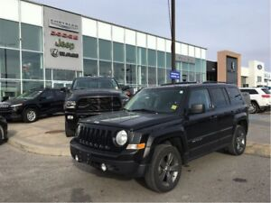 2015 Jeep Patriot Sport/North HIGH ALTITUDE LEATHER SUNROOF