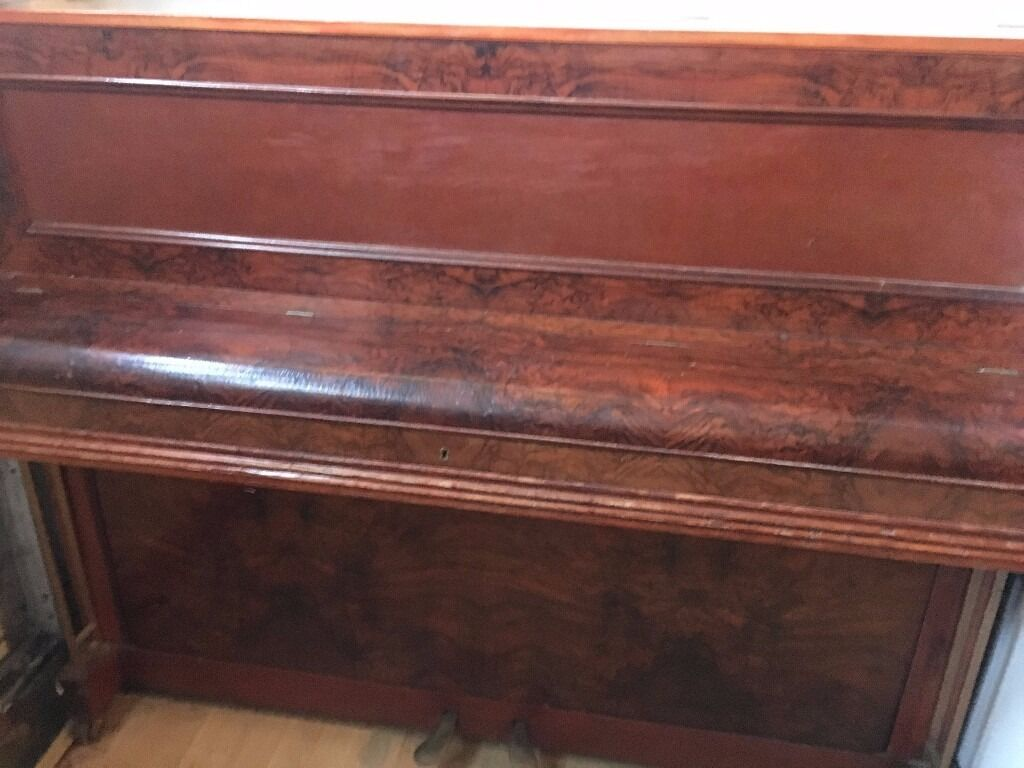 K Bord French Frame Wooden Piano   Free to a good home. K Bord French Frame Wooden Piano   Free to a good home   in Rugby