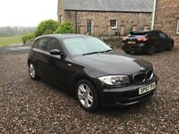 BMW 116i Sports Edition in Black(Excellent condition/FSH/One Owner)