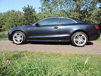 Audi A5 TDI , Low Mileage, Full Service History & MOT, Immaculate Condition