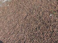Free earthy garden gravel