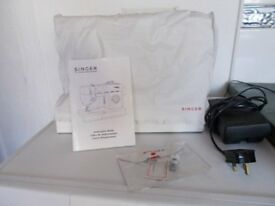 Singer Sewing Machine with full instructions etc