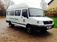 LDV 2.4 CONVOY LWB 17 SEATER 2003(52) TWIN REAR AXLE **39000 MILES** FULL SERVICE HISTORY
