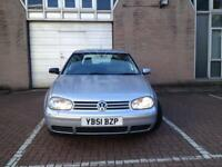 VW Golf Mk4 GTI 1.8T 20v Turbo 1 Years Mot Full Recaro Leather Interior Fully Loaded