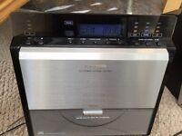 PANASONIC SA-EN7 CD TUNER MP3 STEREO SYSTEM