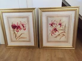 Lovely pair of....... paintings