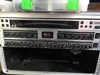 6u rack case and rack units