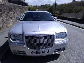 2005 Chrysler Bentley 4 door saloon. Petrol Automatic