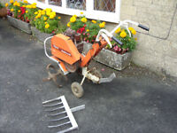 Garden Rotavator for sale