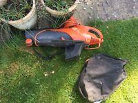 Flymo Scirocco 3000w Leaf Blower