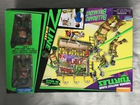 Teenage Mutant Ninja Turtles BNIB Z line Billboard Breakout