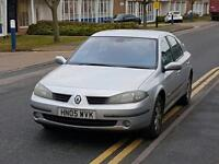 2005 RENAULT LAGUNA DYNAMIQUE FACELIFT FULLY LOADED AUTOMATIC DRIVES A DREAM PX SAAB MONDEO VECTRA