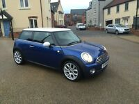 MINI HATCH 1.6 COOPER 3dr!! 12 MONTHS MOT!! VERY GOOD CONDITION!! TOP SPECIFICATION!!!
