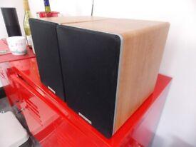 hi-fi speakers cambridge audio S30 loudspeakers bookshelf high quality