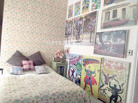 Unique mondern room to rent in Mariners Mews