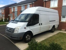 REMOVAL VAN AND MAN SERVICES & HOUSE CLEARANCE. polite,smart driver & SHORT NOTICE SERVICES .
