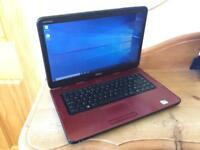 Red Dell Inspiron N5040 Laptop Notebook