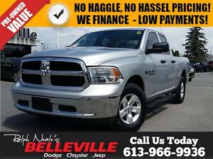 2015 Ram 1500 ST-Hitch-Satellite Radio