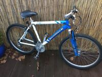 Adults diamondback aluminium mountain bike