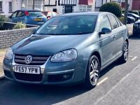Volkswagen Jetta 1.9 TDI 2007 Low milage - 2 previous owners- for sale