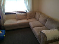 Corner Sofa for sale was purchased for Reeds