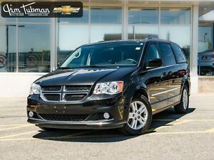 2017 DODGE CARAVAN ***AMAZING CONDITION***