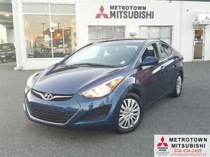 2015 Hyundai Elantra GL; 99$ B/W WITH 0 DOWN!