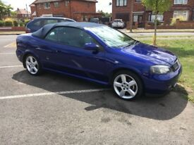 Vauxhall Astra convertible may p/x