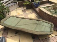 Trakker Levelite fishing bedchair