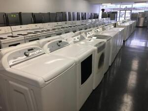 ECONOPLUS OTTAWA SUPER SPECIAL SALE  ON SELECTION OF WASHER DRYER SET  FROM 399 $ TX INCLUDED