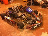 Gillard racing kart