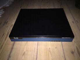 Cisco 1921/K9 Router & 2x Cisco ADSL Multimode Wan Cards - EHWIC-VA-DSL-A