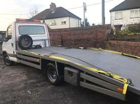 Car vehicle transporter delivery service Northwich based nationwide service