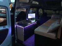 Fiat Doblo campervan