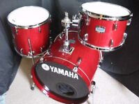 Yamaha Stage Custom Birch Bop Kit (shells and holders only)