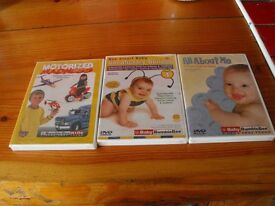 Children's New Educational DVDS For Sale