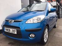 Hyundai I10 1.1 Style 5dr ONLY 49086 GENUINE MILES