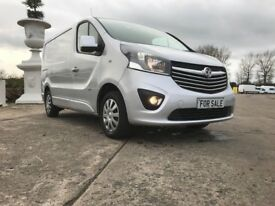 2014 VIVARO SPORTIVE 1.6 120PS 2700 KG FULL YEARS PSV ONLY £49 A WEEK ON FINANCE