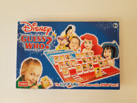 Disney Guess Who Game