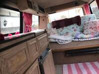VW Komet camper 'Hattie'