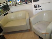 Tub Chair and sofa