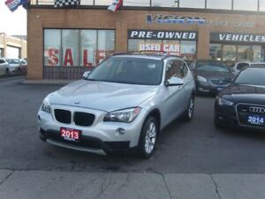 2013 BMW X1 xDrive28i/SUNROOF/BACK UP SENSOR/LEATHER