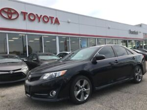2012 Toyota Camry SE V6, Leather, Navigation, Sunroof, Push Star