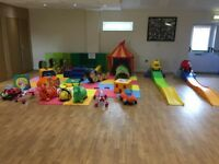 SOFT4TOTS - soft play equipment hire and bouncy castle **special midweek offer** West Yorkshire