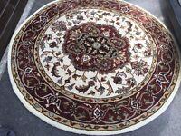 6 foot circular rug