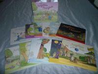 Angelina Ballerina Storybox Book Set (12 Books)