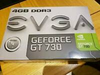 BRAND NEW gigabyte gb 730 4gig graphics card