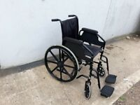 self propelled wheelchair light weight
